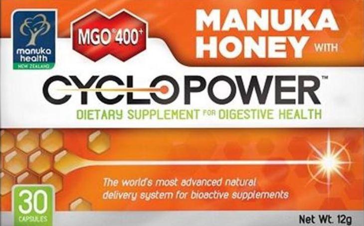 Bioactive brand story